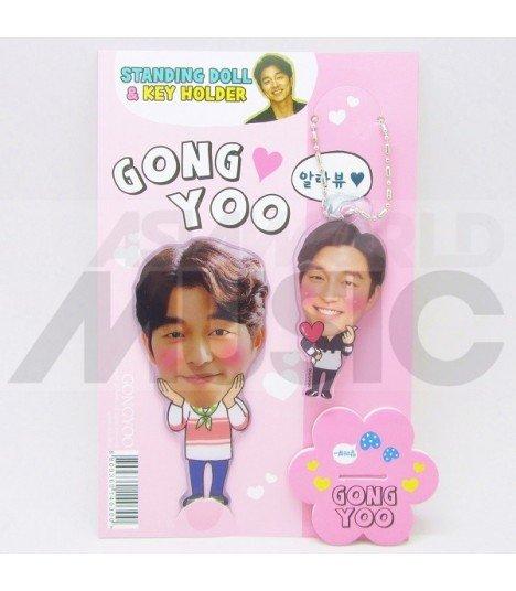 Gong Yoo - Standing Doll & Porte-clé (Type B)