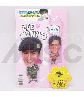 Lee Minho - Standing Doll & Porte-clé (Type B)