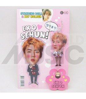 Sehun (EXO) - Standing Doll & Porte-clé (Type C)