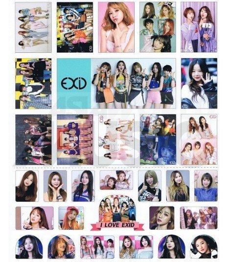 Sticker EXID 002