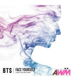 BTS (防弾少年団) FACE YOURSELF (ALBUM) (édition normale japonaise)