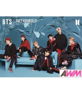 BTS (防弾少年団) FACE YOURSELF (Type C / ALBUM+PHOTOBOOK) (édition limitée japonaise)