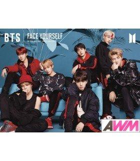 BTS (防弾少年団) FACE YOURSELF (Type A / ALBUM+BLU-RAY) (édition limitée japonaise)