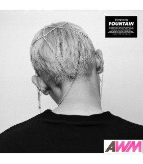 Joo Young (주영) Mini Album - Fountain (édition coréenne)