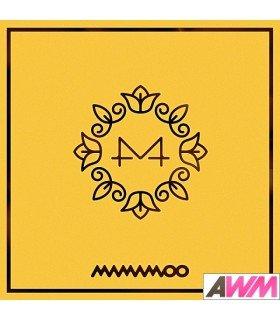 MAMAMOO (마마무) Mini Album Vol. 6 - Yellow Flower (édition coréenne)