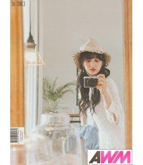 TWICE (트와이스) TO.ONCE FROM.JIHYO PHOTOBOOK (édition limitée coréenne)