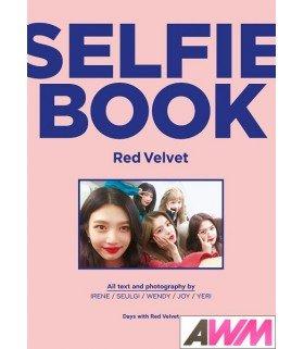 Red Velvet (레드벨벳) Selfie Book: Red Velvet (édition coréenne)