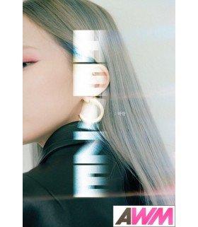 Heize (헤이즈) Mini Album - Wish & Wind (Special Package) (édition limitée coréenne)