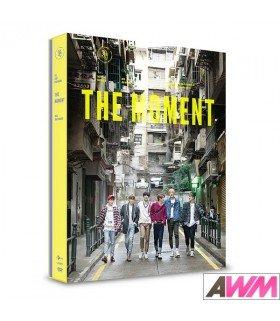 JBJ (제이비제이) JBJ 1st Photobook - The Moment (PHOTOBOOK + DVD) (édition limitée coréenne)