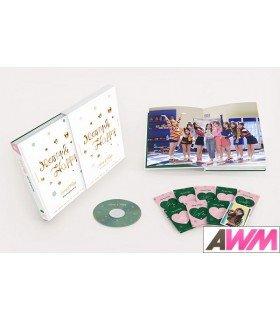 TWICE (트와이스) Merry & Happy MONOGRAPH (PHOTOBOOK + DVD) (édition limitée coréenne)