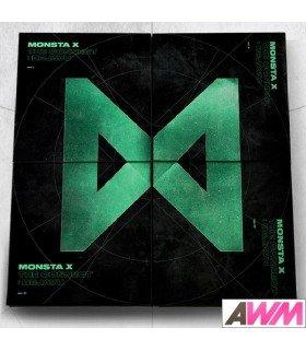 Monsta X (몬스타엑스) THE CONNECT: DEJAVU (édition coréenne)