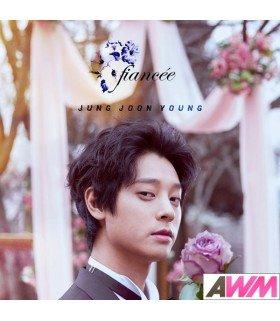 Jung Joon Young (정준영) Single Album - fiancée (édition coréenne)