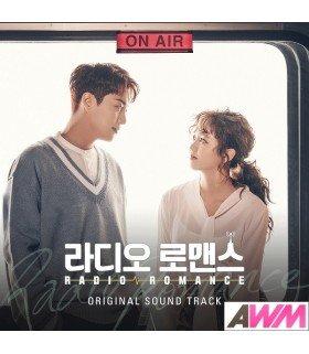 Radio Romance (라디오 로맨스) Original Soundtrack OST (édition coréenne)
