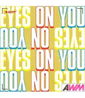 GOT7 (갓세븐) Mini Album - Eyes On You (édition coréenne)