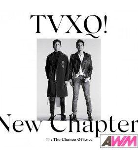 Dong Bang Shin Ki (동방신기) Vol. 8 - New Chapter 1: The Chance of Love (édition coréenne)