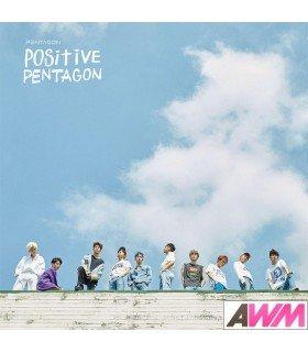 PENTAGON (펜타곤) Mini Album Vol. 6 - POSITIVE (édition coréenne)