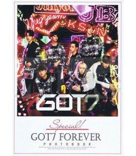 GOT7 - Premium Photo Book 001