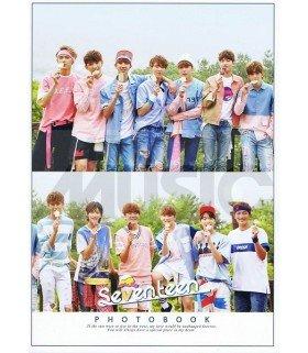 SEVENTEEN - Premium Photo Book 001