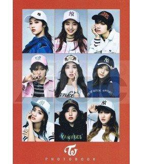 TWICE - Premium Photo Book 001