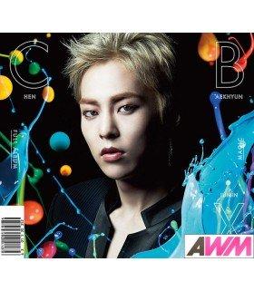 EXO-CBX - MAGIC (XIUMIN Ver. / FULL ALBUM + PHOTOBOOK) (édition limitée japonaise)