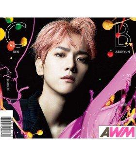 EXO-CBX - MAGIC (BAEKHYUN Ver. / FULL ALBUM + PHOTOBOOK) (édition limitée japonaise)
