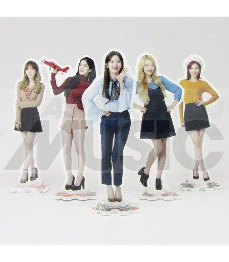 Red Velvet - Standing Paper Doll (LIFE STYLE)