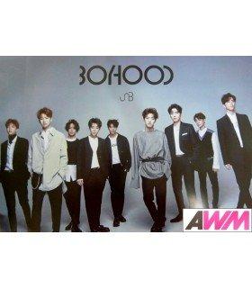 Affiche officielle UNB - BOYHOOD
