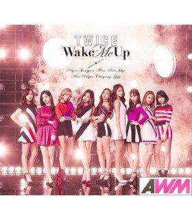 TWICE - Wake Me Up (Type A / SINGLE+DVD) (édition limitée japonaise)