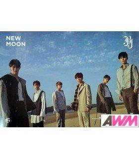 Affiche officielle JBJ - NEW MOON