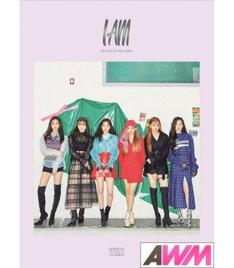 (G)-IDLE ((여자)아이들) Mini Album Vol. 1 - I AM (édition coréenne)