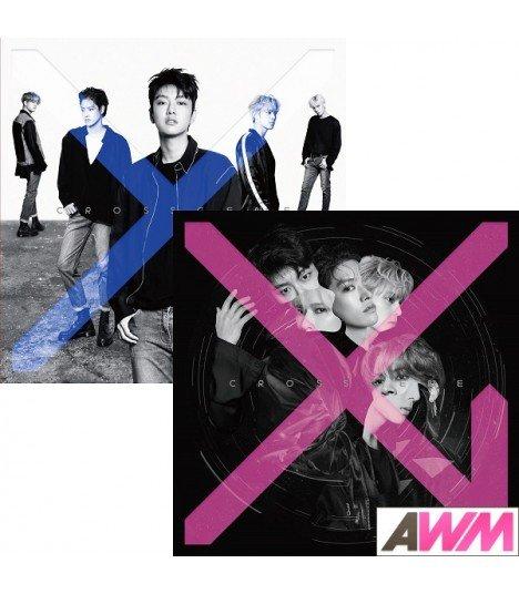 Cross Gene (크로스진) Mini Album Vol. 5 - ZERO (édition coréenne)