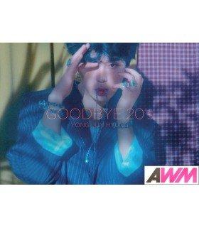 Yong Junhyung (용준형)Vol. 1 - GOODBYE 20's (édition coréenne)