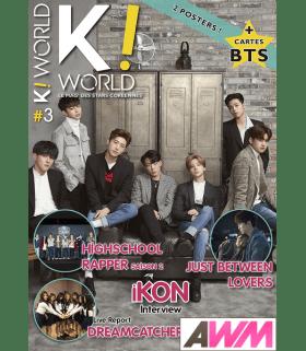K-World - Magazine français - numéro 3 (Mai / Juin 2018)