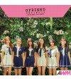 GFRIEND - Kyo Kara Watashitachi wa ~GFRIEND 1st BEST~ (Type A / ALBUM+PHOTOBOOK) (édition limitée japonaise)