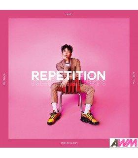 Kanto (칸토) EP - Repetition (édition coréenne)