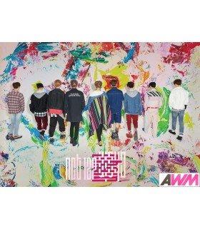 NCT 127 - CHAIN (MINI ALBUM + DVD) (édition limitée japonaise)