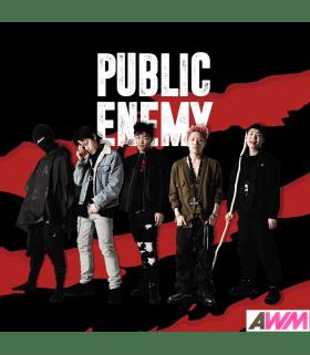 MKIT RAIN - Public Enemy (édition coréenne)