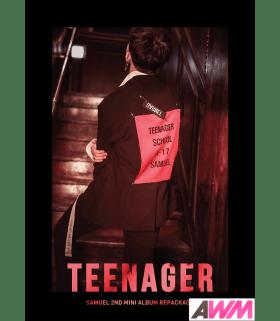 Samuel (사무엘) Mini Album Vol. 2 Repackage - TEENAGER (édition coréenne)