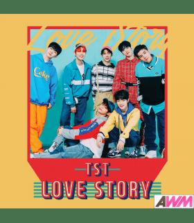 TopSecret (일급비밀) Single Album - LOVE STORY (édition coréenne)