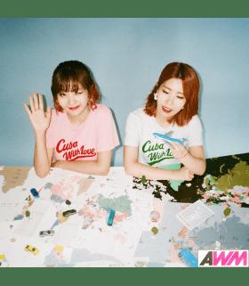 Bolbbalgan4 (볼빨간사춘기) Mini Album - Red Diary Page.2 (édition coréenne)
