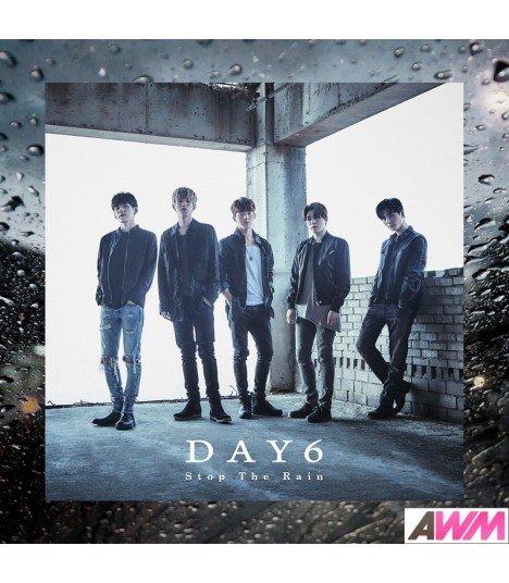 Day6 - Stop The Rain (SINGLE+DVD) (édition limitée japonaise)