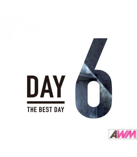 Day6 - THE BEST DAY (ALBUM+DVD) (édition limitée japonaise)