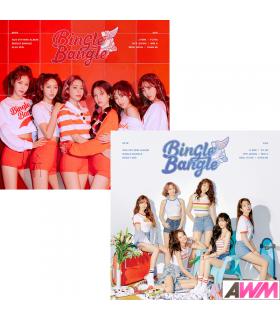 AOA (에이오에이) Mini Album Vol. 5 - BINGLE BANGLE (édition coréenne)