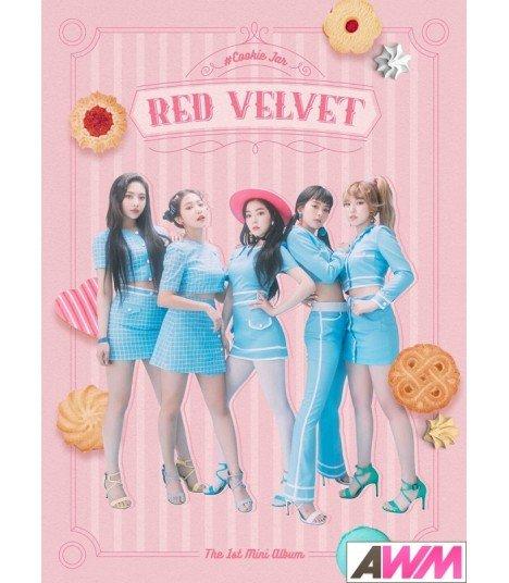 Red Velvet - Cookie Jar (MINI ALBUM + PHOTOBOOK) (édition limitée japonaise)