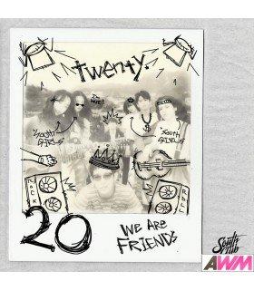 South Club (남태현) EP Album Vol. 2 - 20 (édition coréenne)