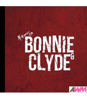 24K (투포케이) Mini Album - Bonnie N Clyde (édition coréenne)