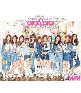 I.O.I (아이오아이) Mini Album Vol. 1 - Chrysalis (édition normale coréenne)