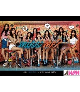 I.O.I (아이오아이) Mini Album Vol. 2 - miss me? (édition coréenne)