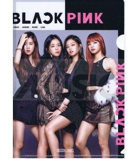 BLACKPINK - Porte-Document Double Cover 003