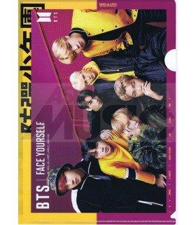 BTS - Porte-Document Double Cover 022